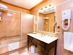 Baño Doble Uso Individual Doppelzimmer zur Einzelnutzung Hotel San Agustín Beach Club Gran Canarias