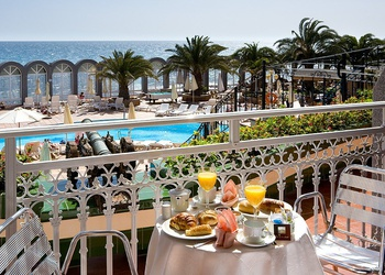 FRÜHSTÜCKSBUFFET Hotel San Agustín Beach Club Gran Canarias