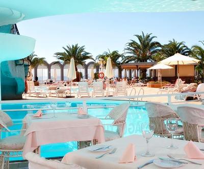 Restaurant Hotel San Agustín Beach Club Gran Canarias