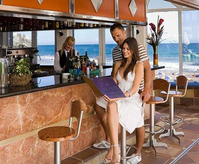 Bar Hotel San Agustín Beach Club Gran Canarias