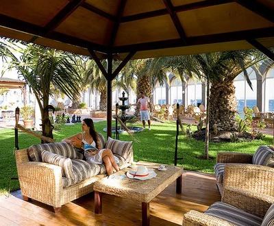 Terrace Hotel San Agustín Beach Club Gran Canarias