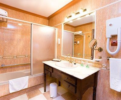 Badezimmer Hotel San Agustín Beach Club Gran Canarias