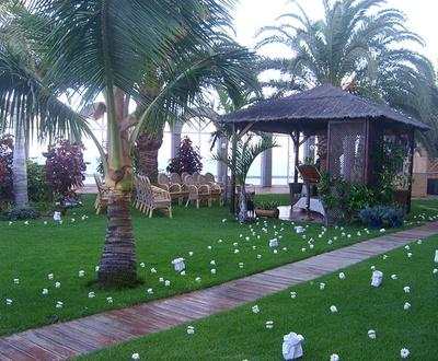 Garten Hotel San Agustín Beach Club Gran Canarias