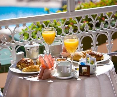 Frühstück Hotel San Agustín Beach Club Gran Canarias